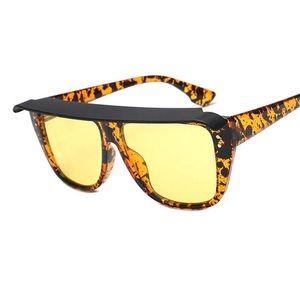 Accessories - Trend ALERT Acetate Sunglasses w/ Visor Detail
